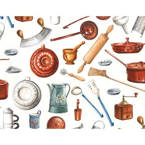 dibujos infantiles utensilios de cocina papel para decoupage utensilios de cocina batall 243 n