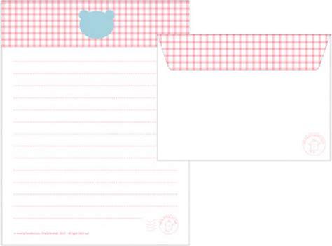 free printable envelope borders peek a boo animals paper and envelope allfreepapercrafts com