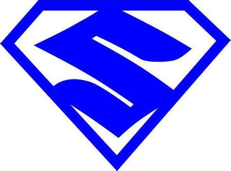 Emblem Logo Suzuki 1 superzuki decal superman style suzuki logo tshirtnow