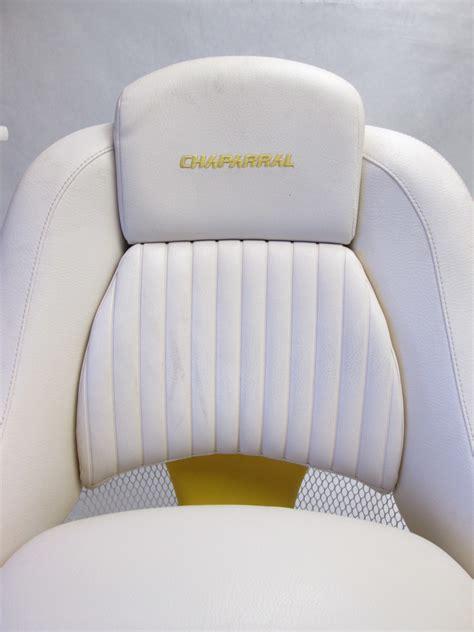 white boat seats chaparral white boat seat ebay