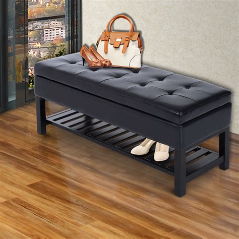 ottoman storage bench ikea ottomans how to build a bench seat with shoe storage