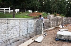 concrete forms ashlar
