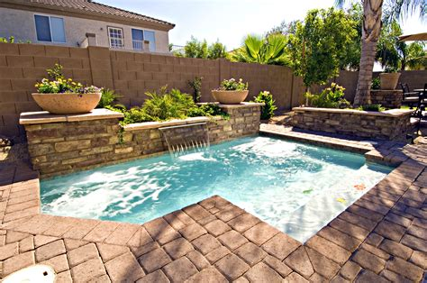 Swimming Pool Swimming Pool Designs For Small Yards Plus Small Swimming Pool Designs