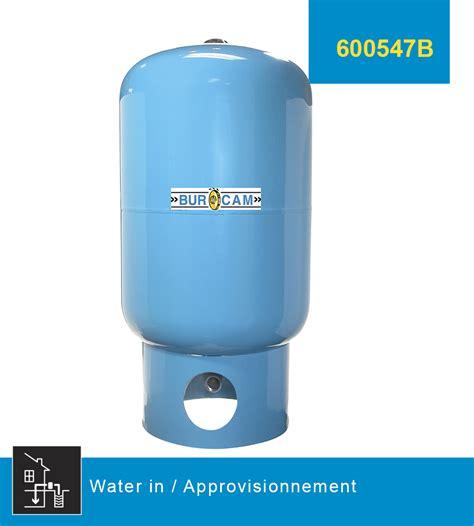 Pressure Nks Burcam Water In Pumps And Systems Pressure Tanks