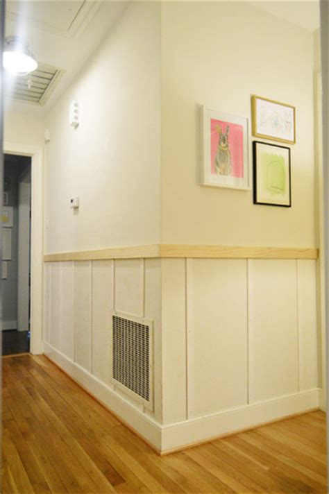 Wainscoting Around Corners by Our 57 Board And Batten Tutorial It S Surprisingly Easy