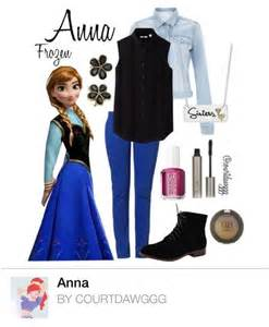 Black boots disney outfits anna inspired style disney inspired anna