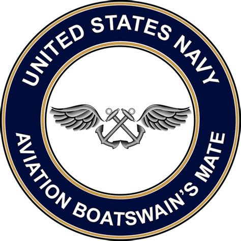 boatswain decals us navy aviation boatswain s mate ab decal