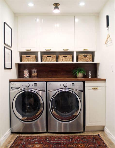 bathroom turned laundry room chris