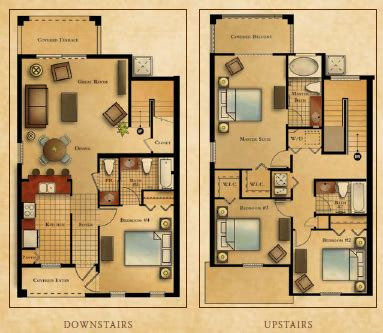 Villas At Regal Palms Floor Plans | bay tree solutions timeshares for sale and rent