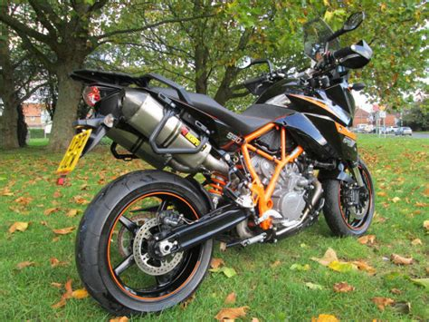 Ktm Touring Motorcycles Ktm 990 Supermoto T 13 Sport Touring Motorcycle