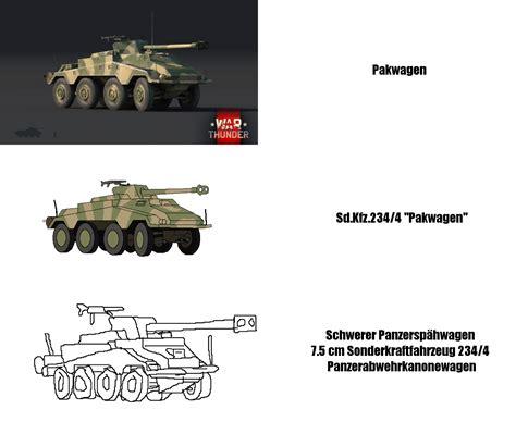 doesnt love german tank names warthunder