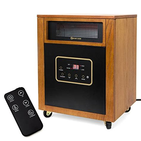 portable room heaters xtremepowerus 1500w portable space heater w remote space heaters review