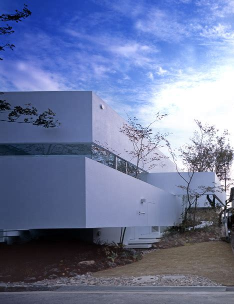 atelier bisque doll by uid architects floating fence wraps house and doll studio by uid