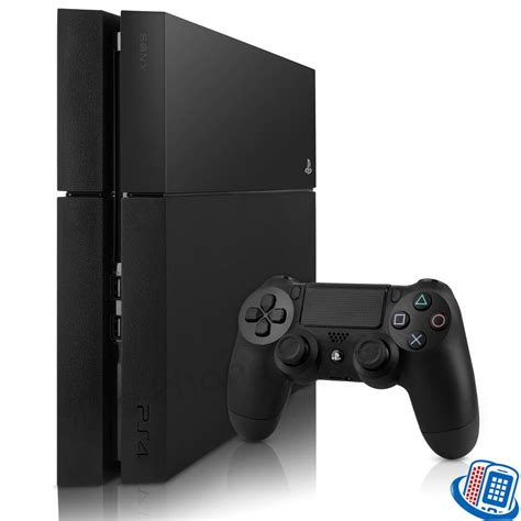ps4 console sony refurbished sony playstation 4 ps4 ps 4 500gb jet black