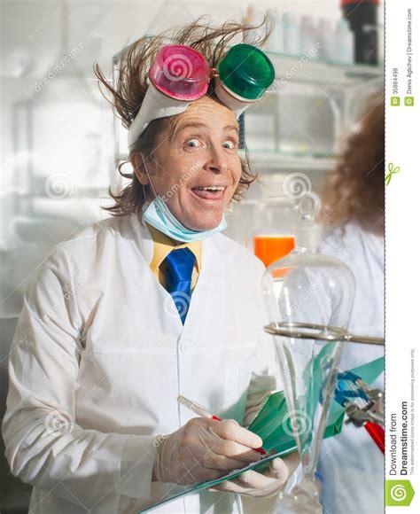 Lab Chemist by Cheerful Chemist Royalty Free Stock Photos Image 35884498