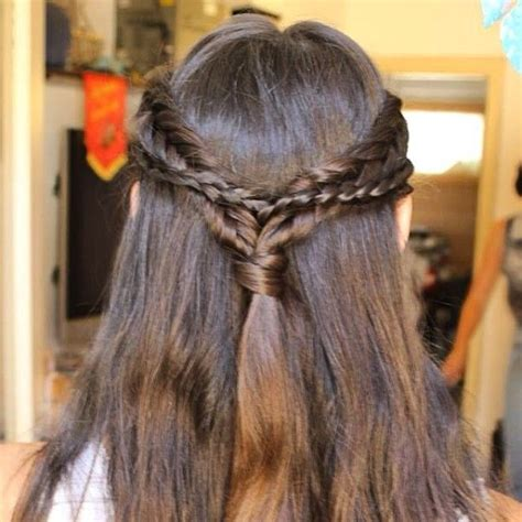 braid hairstyles app 17 best images about tie back hairstyles on pinterest