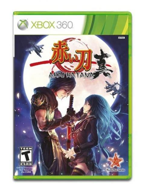 Co Op Xbox 360 by Co Optimus Akai Katana Xbox 360 Co Op Information