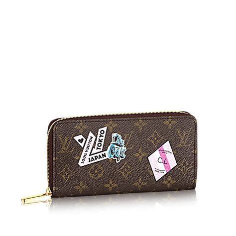 Dompet Wallet Baellery Wordlwide Brand Spacial Price louis vuitton quot my lv world tour quot personalization service spotted fashion