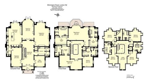 20000 square foot house plans 163 32 million newly built 20 000 square foot brick mansion