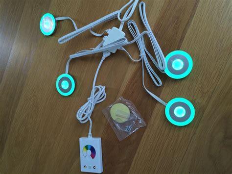 ikea dioder led multi use light multicolour
