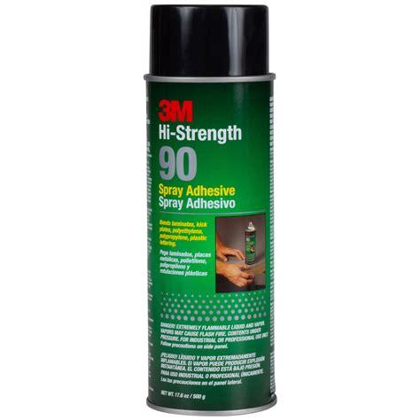 3m spray adhesive 3m high strength 90 spray glue adhesive 24 fl oz 17 6 oz net wt
