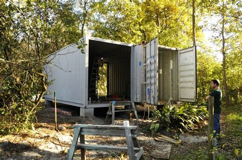 shipping container guest house shipping container homes mw bender container guest house gainesville fl