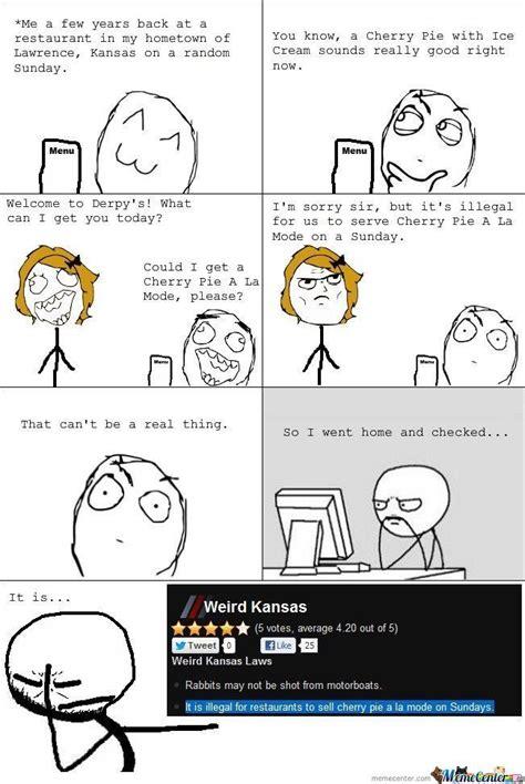 Kansas Meme - meanwhile in kansas by harlequinrising meme center