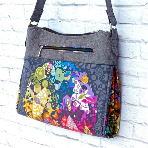 sewing pattern purse emmaline bags sewing patterns and purse supplies the