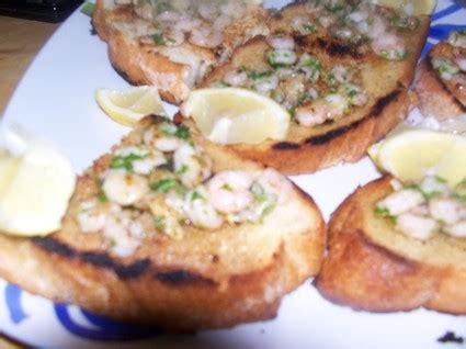 canapé recette fruits de mer sur canap 195 169 s recette