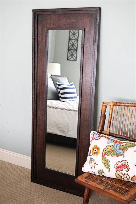 bedroom mirror ideas best 25 floor length mirrors ideas on pinterest