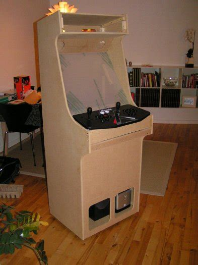 build a mame cabinet project mame build your own mame cabinet step 1