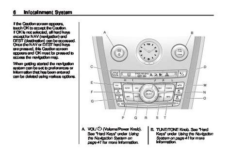 vehicle repair manual 2010 cadillac cts electronic throttle control 2010 cadillac cts cts v sport sedan wagon navigation manual