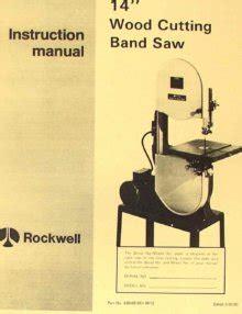 delta   bench band  instruction parts manual