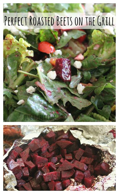 How To Cook Beets From The Garden by Roasted Beets On The Grill