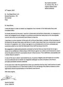 Constructive Dismissal Resignation Letter Exles by Resignation Letter Format Immediate Effect Loyalty