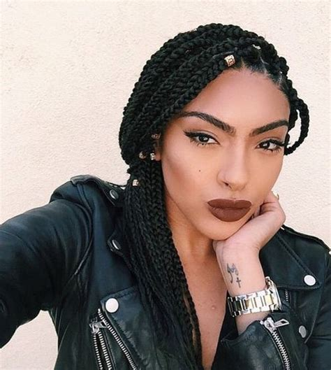 braids over 70 50 exquisite box braids hairstyles to do yourself box