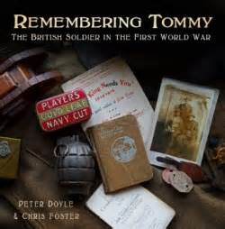 Remembering Tommy The British Soldier In The First World