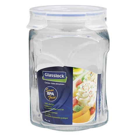 Canister 1 2l glasslock canister 2l drugs
