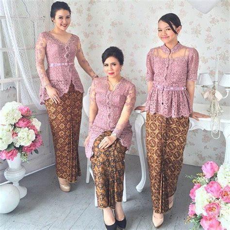 17 best ideas about kebaya brokat on kebaya kebaya muslim and kebaya modern dress