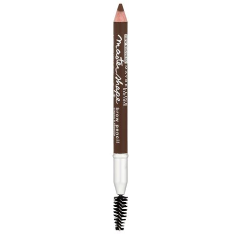 Maybelline Fashion Brow Pencil Alis maybelline master shape lifeandlooks be beautiful