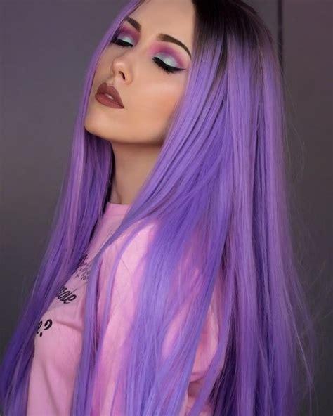dye  hair purple  black hair quora