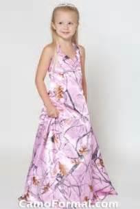 More camo dresses pink wedding camo flower dresses camo wedding flower