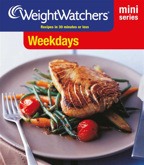weight watchers mini series weekdays ebook by weight