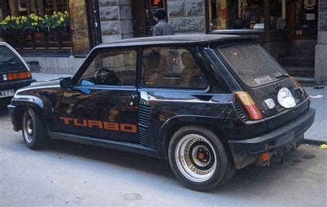 renault 5 turbo renault 5 turbo 2 photos and comments www picautos com