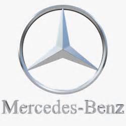 Mercede Logo Mercedes Logo 3d Model Max Obj 3ds Fbx Dxf Stl