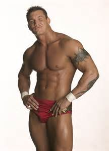 Randy orton arm band and elbow tattoo
