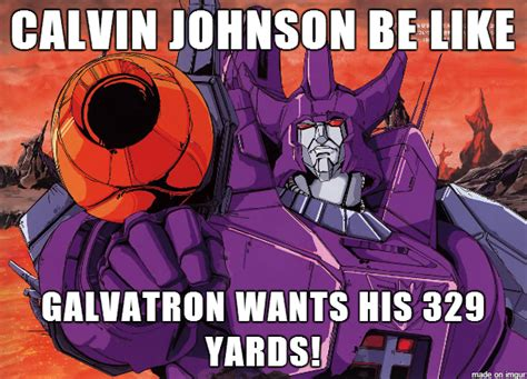 Calvin Johnson Meme - darcwonn1906 nerd panacea page 3