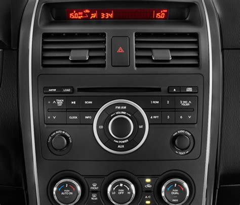 2014 mazda cx9 cx 9 radio stereo audio bose wiring diagram
