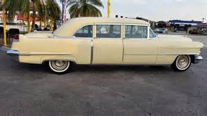 1956 Cadillac Limousine 1956 Cadillac Fleetwood Limousine 184455