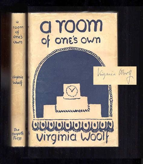 a room of own a room of one s own signed by virginia woolf signed edition 1929 from tbcl the